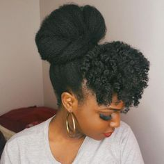 Natural Hair, Hair Style, Hair Type, 4c Hair, Braids, Make UP