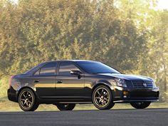 2002 Cadillac CTS-M