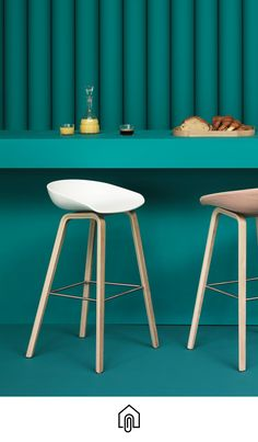 About A Stool AAS32 by Hee Welling & HAY for HAY