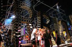 Adelaide Festival's late nite open air club - The Barrio!