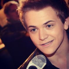 oh hunter; i wonder if you know how much you make us all melt.