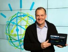 Mike Rhodin - IBM Forms Watson Group to Develop Thinking Technology