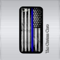 Thin Blue Line Flag Phone Case Iphone 4/5/5c/6/66s Samsung Galaxy S3/S4/S5/S6/S6/6edge/6edge Samsung Galaxy Note3/4/5 iphone cases rainbow iphone case Iphone 6 plus Samsung Galaxy Case American flag thin blue line police wife officer cop grunge american flag iphone 6s 6 edge plus case Samsung Note 5 12.99 USD #goriani