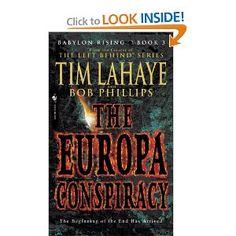The Europa Conspiracy  Tim LaHaye