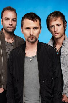 """MUSE: I love how they are consistently digging """"deeper"""" psychologically & spiritually in their lyrics, always experimenting, giving energetic and enthusiastic performances, and of course how Matt Bellamy's a multi-instrumental, singing virtuoso/prodigy."""