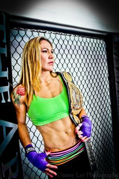 Cris Cyborg Santos - my favorite athlete.  Deadly and humble! God is in control :) #wmma #mma #strikeforce