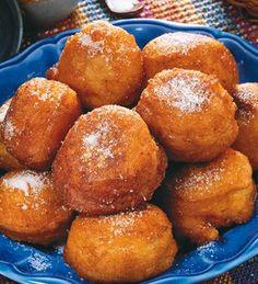 Buñuelos de ricota #receta #facil