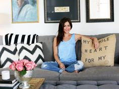 Jillian Harris Interview - Charlie Ford | Everywhere - DailyCandy