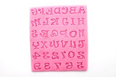 You can now buy Pink Mold Alphabets and Numbers online in very suitable price. Bakeware.pk is a bakeware marketplace where you can order online for best baking tools, decorations and cakes.