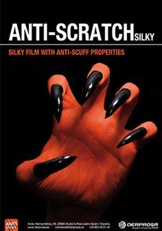 AntiScratchSilky #antiscratch #reinventingfilm
