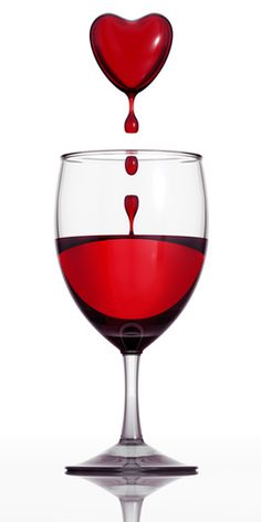 Why exactly is red wine good for your heart? New research suggests that both polyphenols AND alcohol contribute to its cardio-protective benefits.