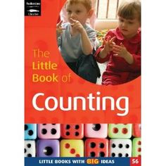 Little Book Counting: Little Books with Big Ideas (Little Books)