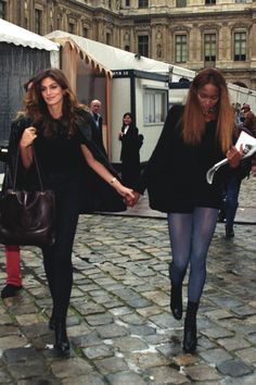 Supermodel Naomi Campbell  Cindy Crawford and Naomi Campbell #90s