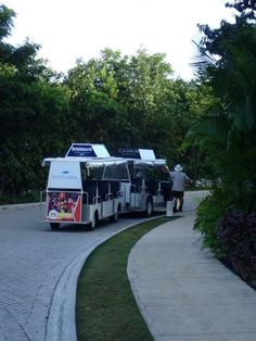 Luxury Bahia Principe Sian Ka'an Don Pablo Collection, Akumal Picture: Shuttle to other resorts and beach - Check out TripAdvisor members' 9,548 candid photos and videos.