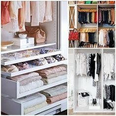 organizar tu vestidor por colores