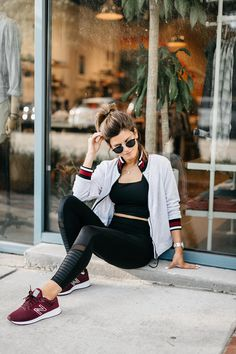 bd2d0980992 5 Tips for Pulling Off Athleisure (4 Looks. New Balance ...