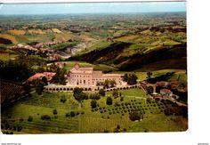 Italien - S1691 Cartolina dell' Emilia Romagna - Tabiano Terme (parma) Castello, Chateau castle schloss _ CIRCOLATA 1973
