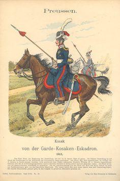 Rheinbund - Prussian Kosak