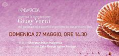 Anticipazioni di Giusy Verni sul suo prossimo libro! Vi aspettiamo at Sheraton Milan Malpensa