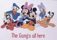 La Familia Disney 01