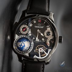 GMT Black by Greubel Forsey