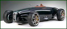 Bentley Roadster Barnato Concept