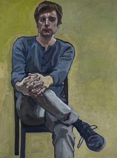 BP Portrait Award 2013 Winner: 'Pieter' by Susanne du Toit