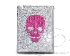 Red Skull Crystal iPad 2 New iPad Case  http://www.dsstyles.com/ds.crystals/crystal-ipad-2-case-red-skull-swarovski.html