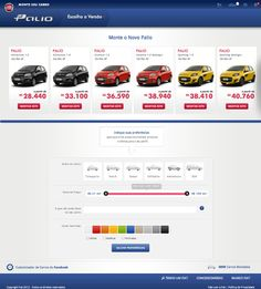 App Fiat Monte seu Carro 01