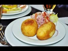 Papa Rellena Peruana - RECETA SECRETA (Fácil y Rápido) Peruvian Dish