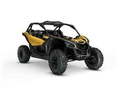 New 2017 Can-Am Maverick X3 X ds Turbo R Circuit Yellow ATVs For Sale in Ohio. The X3 X ds Turbo R is all about control, with fully-adjustable FOX 2.5 Podium RC2 HPG Piggyback shocks, with front and rear dual-speed compression and rebound settings for unparalleled flexibility on any terrain, with any driving style.