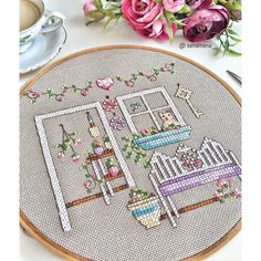 Xstitch, cross stitch, senamena__, point de croix