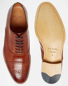 PS by Paul Smith | PS by Paul Smith Berty Oxford Toe Cap Shoes