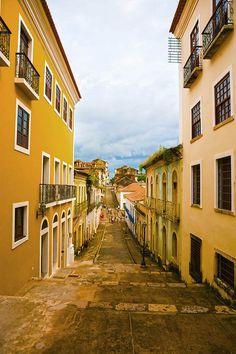 Maranhão - São Luís - Centro Histórico