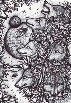 Wolf's Rain (Волчий дождь)