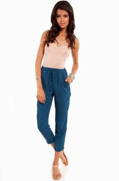 How to wear harem pants this year, 80+ best outfits #harempants #womenoutfits #fashionoutfits