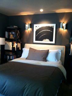 190 Men S Bedroom Lighting Ideas Masculine Bedroom Mens Bedroom Bedroom Design