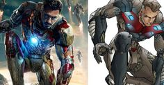 """Artists Ben Lai and Ray Lai claim #Marvel ripped off their comic """"Radix"""" for the design of #IronMan's movie armor."""
