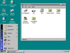 Windows 1.0 to 10: The changing face of Microsoft's landmark OS - Windows NT 4.0 Released 8/24/1996