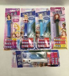 Characters & Dolls Marvel Avengers Pez Dispenser choose By Name From Drop Down Below Big Clearance Sale Advertising