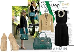 """""""How do you wear your Brahmin?"""" by stylemusthaves ❤ liked on Polyvore"""