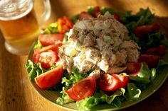 Chicken and Fruit Salad Recipe With Creamy Dressing: Chicken Salad
