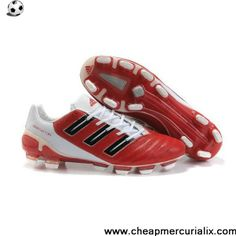 size 40 a2422 0c322 Buy Cheap Adidas Predator XI TRX FG Boots Red White Black On Sale