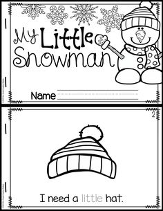 Shared With Dropbox Winter Kindergarten Classroom Kindergarten Literacy, Preschool Learning, Kindergarten Classroom, Literacy Activities, Winter Activities, Reading Activities, Teaching, Preschool Christmas, Preschool Winter