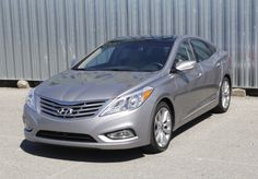 2012 Hyundai Azera review by CNET