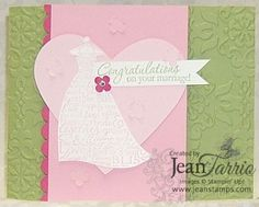 Stampin' Up! Love & Laughter Stampin' Up! 2012 Occasions Mini Catalog Jeannine Tarrio
