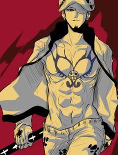 One Piece - Trafalgar Law
