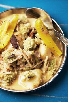 Curry de Légumes d'Automne au Lait de Coco – Beendhi