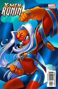 X Men Ronin No4 Of 6
