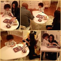 #teaparty w my 2 babes  #alaiarose & @slbarbier  - @monicarosestyle- #webstagram